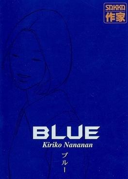 Couverture du livre : Blue