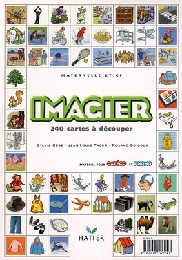 Imagier Maternelle Et Cp 240 Cartes A Decouper Livre De