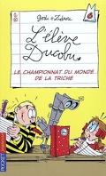 L'élève Ducobu, tome 6 : Le championnat du monde de la triche (Roman)