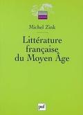 Littérature française du Moyen Age