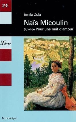 Couverture du livre : Naïs Micoulin