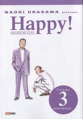 Couverture du livre : Happy !, Tome 3