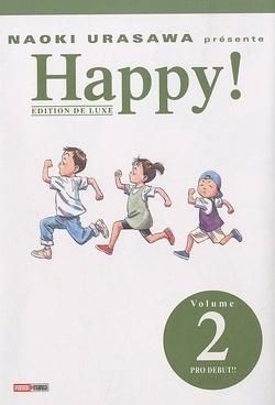 Couverture de Happy !, Tome 2
