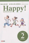 couverture Happy !, Tome 2