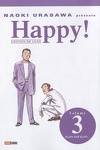 couverture Happy !, Tome 3
