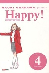 couverture Happy !, Tome 4