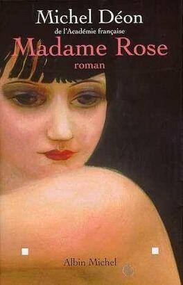 Couverture de Madame rose