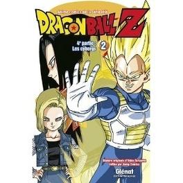 Couverture du livre : Dragon Ball Z : 4ème Partie - Les Cyborgs - Tome 2