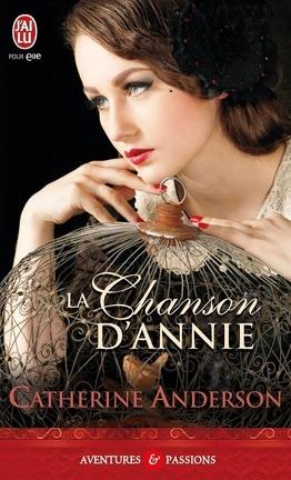 Couverture du livre : La Chanson d'Annie