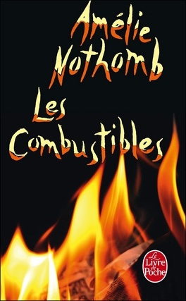 Couverture du livre : Les Combustibles