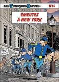 Les Tuniques bleues, Tome 45 : Émeutes à New York