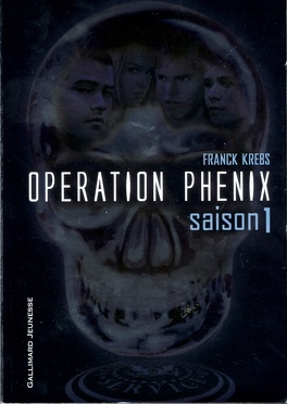 Couverture du livre : Opération Phénix, saison 1