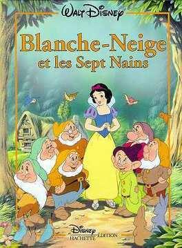 Couverture du livre : Blanche-Neige et les sept Nains