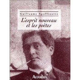 Couverture du livre : L'esprit nouveau et les poètes