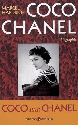 Couverture du livre : Coco Chanel