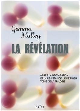 Couverture du livre : La Déclaration, Tome 3 : La Révélation