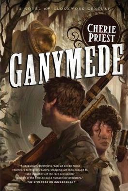 Couverture du livre : Le Siècle Mécanique, Tome 4 : Ganymede