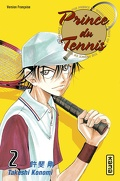 Prince du Tennis, Tome 2