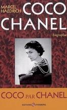 Chanel M A Dit Livre De Lilou Marquand