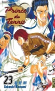 Prince du Tennis, Tome 23