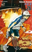 Prince du Tennis, Tome 26