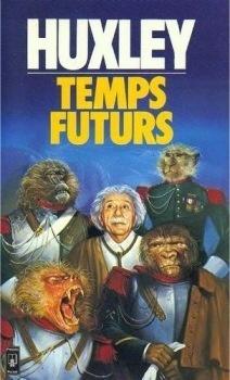 Couverture du livre : Temps futurs