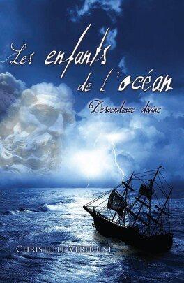 Couverture du livre : Les enfants de l'océan, tome 1 : descendance divine