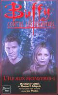 Buffy contre les vampires, tome 40 : L'île aux monstres-1
