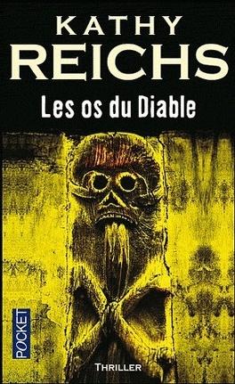 Couverture du livre : Les Os du diable