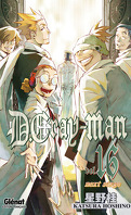 D.Gray-Man, Tome 16 : Next Stage