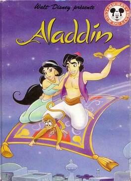 Couverture du livre : Aladdin