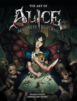 Couverture du livre : The art of Alice : Madness returns