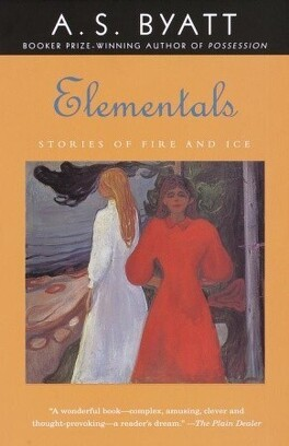 Couverture du livre : Elementals : Stories of Fire and Ice