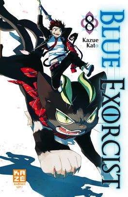 Couverture du livre : Blue exorcist, Tome 8
