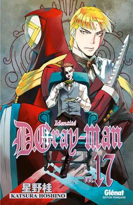 Couverture du livre : D.Gray-Man, Tome 17 : Identité