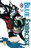 Blue exorcist, Tome 8