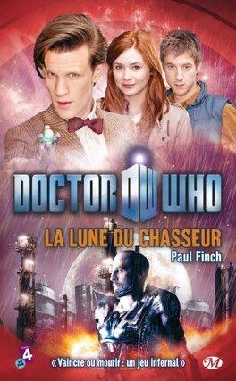 Couverture du livre : Doctor Who : La Lune du chasseur