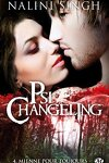 couverture Psi-Changeling, Tome 4 : Mienne pour toujours