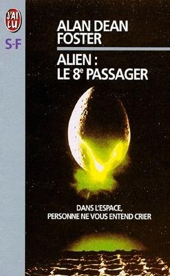 Couverture de Alien, le 8ème passager