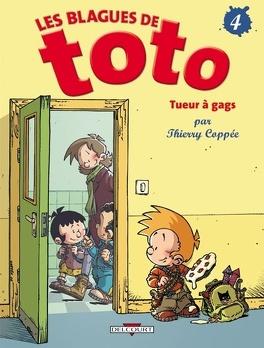 Couverture du livre : Les Blagues de Toto, tome 4 : Tueur à gags