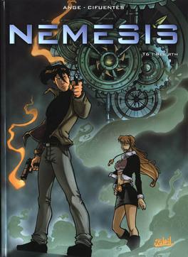 Couverture du livre : Nemesis, Tome 6 : Rebirth