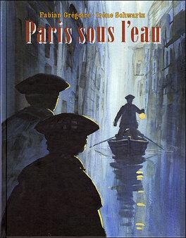 Couverture du livre : Paris sous l'eau