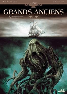 Couverture du livre : Grands Anciens Tome 1 : La Baleine Blanche