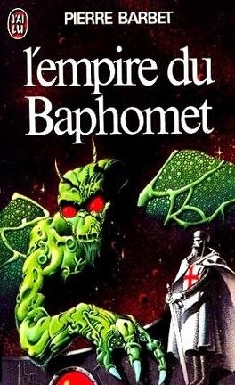 Couverture du livre : L'Empire du Baphomet