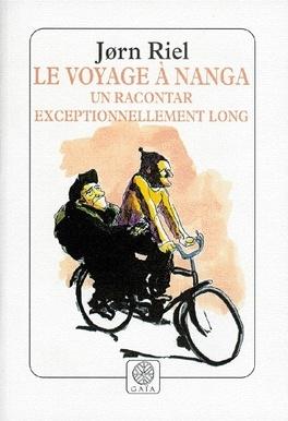 Couverture du livre : Le voyage à Nanga, un racontar exceptionnellement long