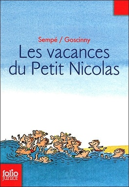 Couverture du livre : Les vacances du petit Nicolas