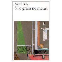 Couverture du livre : Si le grain ne meurt