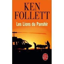 Couverture du livre : Les Lions du Panshir