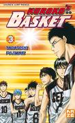 Kuroko's Basket, Tome 3