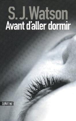 Couverture du livre : Avant d'aller dormir